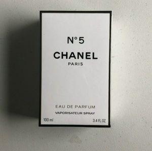 Chanel no5 3.4oz